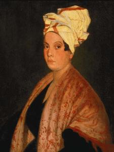 Kreolská-žena