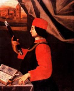 Giovani Pico della Mirandola - autor 26 tezí Magie