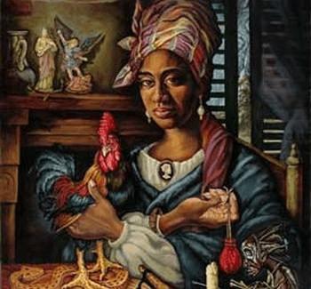 Královna vúdú, Marie Laveau