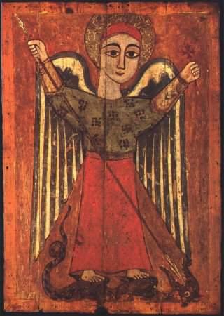Anděl utrpení